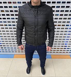 Чоловіча куртка на весну. Дуже тепла, комфортна і стильна. Розміри: S-2XL.