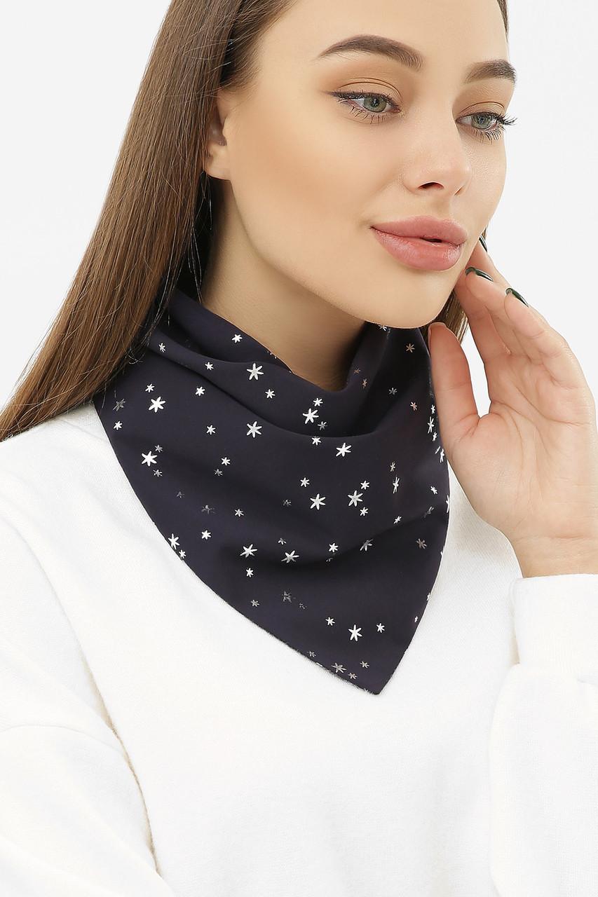 Шейный платок-маска с принтом