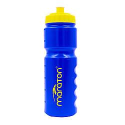Пляшка для води Maraton 750 ml синій (WB8003)