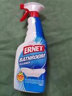 Чистячий засіб для ванни Ernet Bathroom Cleaner 750 мл
