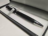 Подарочная письменная шариковая ручка в футляре