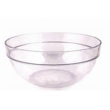 Салатник круглый поликарбонат 200* 90мм 1,25 л