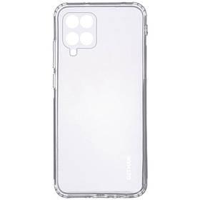 TPU чехол GETMAN Clear 1,0 mm для Samsung Galaxy A12