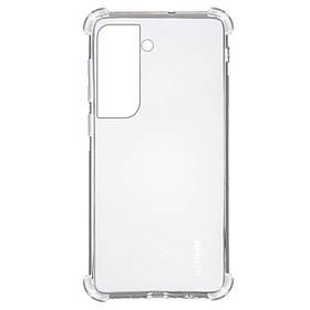 TPU чехол GETMAN Ease logo кути посилені для Samsung Galaxy S21+