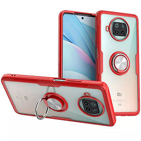 TPU+PC чохол Deen CrystalRing for Magnet (opp) для Xiaomi Mi 10T Lite / Redmi Note 9 Pro 5G