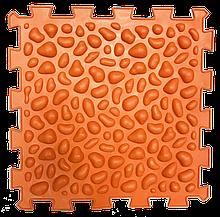 Ортопедичний масажний килимок Пазли Мікс Галька 1 елемент