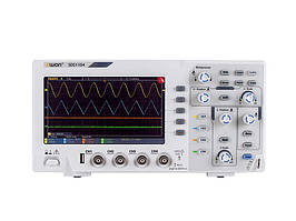 Цифровий осцилограф (100МГц, 4 канали) OWON SDS1104