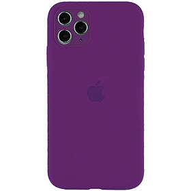 "Чохол Silicone Case Full Camera Protective (AA) для Apple iPhone 12 Pro (6.1"")"