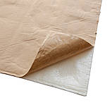 Самоклеюча декоративна 3D панель під коричневий цегла катеринослав 700х770х5мм, фото 2