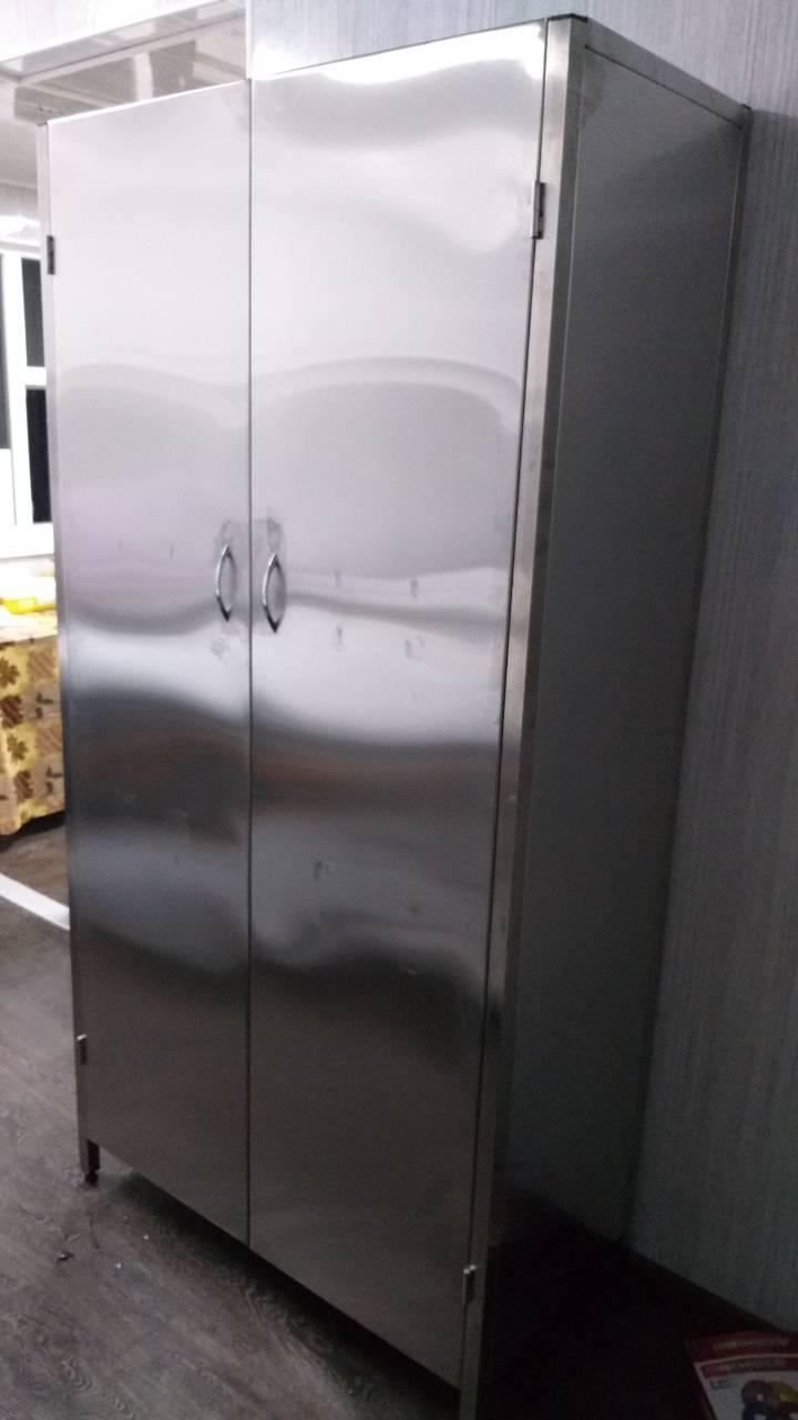 Шкаф стационарный 1000х700х1800 3 полки