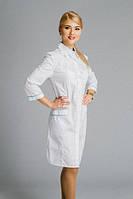 Женский медицинский халат «АЙВОРИ»