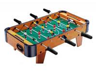 Дерев'яний ігровий футбол ZC 1002 A на штангах