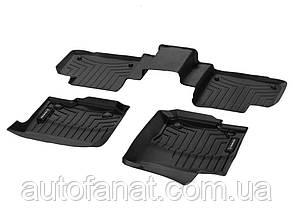 Коврики Mercedes  МL, GL, GLE (W166, X166, C292) в салон оригинальные (A16668035019051)