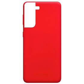 TPU чехол Molan Cano Smooth для Samsung Galaxy S21+