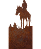 Надгробок з металу Спорт 9