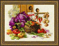 """Набор для вышивания Риолис  """" Богатый урожай"""""""