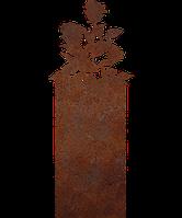 Надгробок з металу Природа 1, фото 1