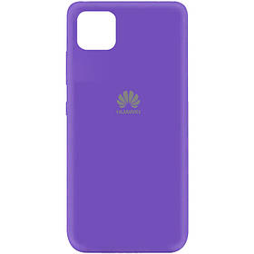 Чохол Silicone Cover My Color Full Protective (A) для Huawei Y5p