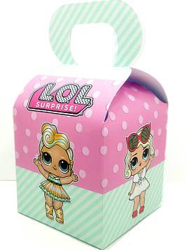 """""""Маленькие Куколки"""" - Бонбоньерка 10/10/12 см."""