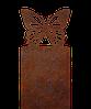 Надгробок з металу Природа 3