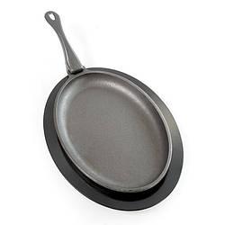 Чугунная сковорода со съемной ручкой