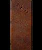 Надгробок з металу Природа 7 Сталь Сorten 6 мм
