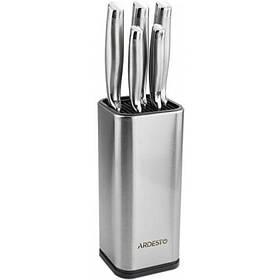 Набор ножей 6 предметов на подставке Ardesto Gemini AR2106SS