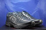 Чоловічі весняні сині кросівки великих розмірів:47-49 Restime, фото 3