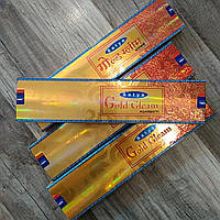 Аромапалички Gold Cleam Satya, 20г