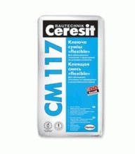 CERESIT CM-117 Клей «Flexible» 25кг