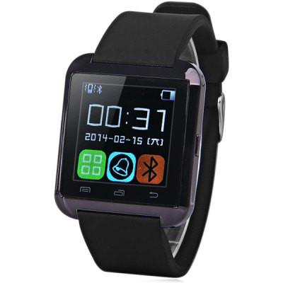 Умные часы (Smart Watch) U8 Черный