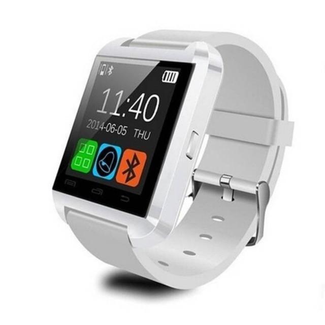 Умные часы (Smart Watch) U8 Белый