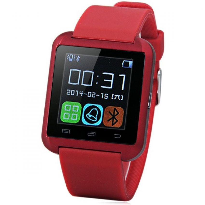 Умные часы (Smart Watch) U8 Красный