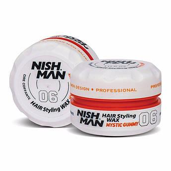 Помада для укладки волос Nishman Mystic Gummy 06 150мл