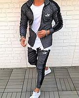 Спортивный костюм мужской Рumа Реплика link1 размер S, M, L, XL, XXL