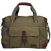 Міська сумка для ноутбука Pure Trash Німеччина колір олива
