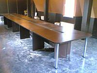 Изготовление стола для переговоров под заказ