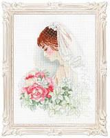 """Набор для вышивания Риолис  """" Невеста"""""""