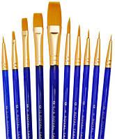 Набор художественных кистей Royal Langnickel, Brush Value Pack (10кистей)