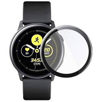 Полімерна плівка 3D (full glue) (тех. пак) для Samsung Galaxy Watch Active 2 44mm