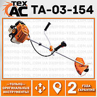 Мотокоса, бензотриммер Tex.AC ТА-03-154 коса триммер бензиновая, косилка
