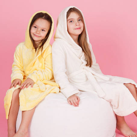 Халати для дівчаток