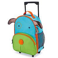 Детский чемодан Skip Hop собака.