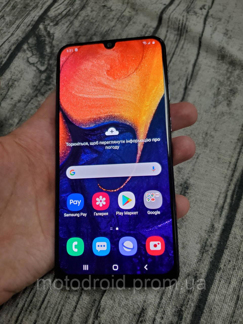 Смартфон Samsung Galaxy A50 SM-A505U 64 Gb