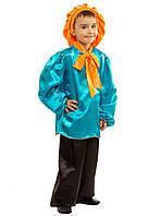 Детский карнавальный маскарадный костюм художник размер: 32, 34, 36