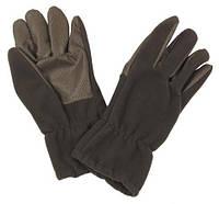Перчатки флисовые ветрозащитные MFH Alpin Flectarn 15301B