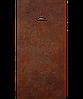 Надгробие из металла Природа 13 Сталь Сorten 6 мм