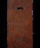 Надгробие из металла Природа 14 Сталь Сorten 6 мм