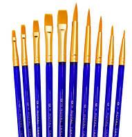 Набор художественных кистей Royal Langnickel, Brush Value Pack (10 кистей)