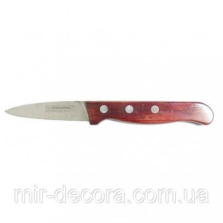 Нож Tramontina Polywood 76 мм 21120/073